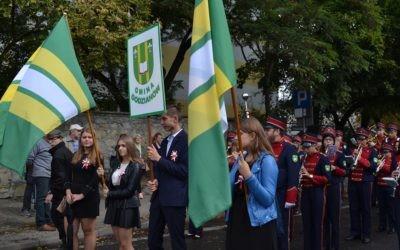 GCKSiB na święcie kwiatów w Skierniewicach