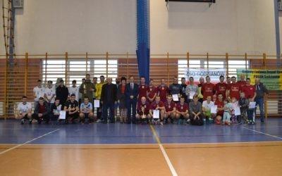 Puchar Wójta w Halową Piłkę Nożną Seniorów