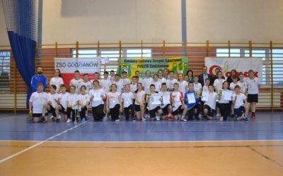 Turniej o Puchar Wójta Gminy Godzianów w Piłce Nożnej rocznik 2007 i młodsi