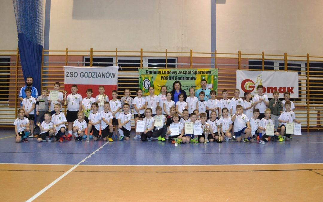 Puchar Dyrektora GCKSiB w Godzianowie